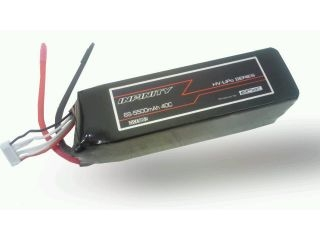 [in397]LiPo SERIES 6S-5500mAh 40C